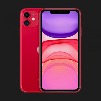 iPhone 11 128GB Dual SIM (Red)