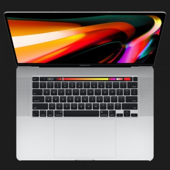Ноутбук Apple MacBook Pro 16 Retina, Silver 512GB (MVVL2) 2019