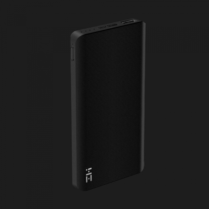 Павербанк Xiaomi ZMi PowerBank 10000 mah QC2.0 Type-C (Black)