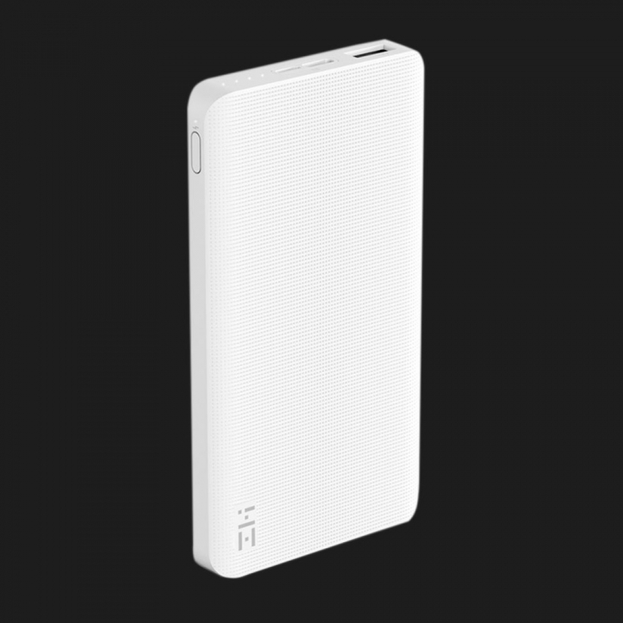 Павербанк Xiaomi ZMi PowerBank 10000 mah QC2.0 Type-C (White)