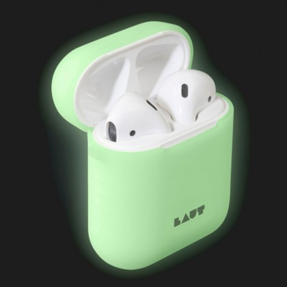 Чохол LAUT для AirPods (Glow In The Dark)