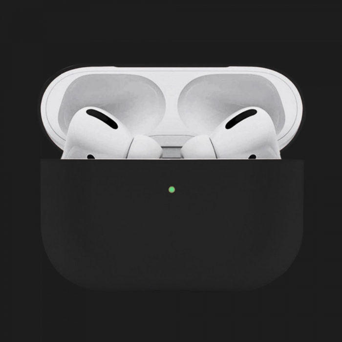 Чохол Apple AirPods Pro Silicone Case (Black)