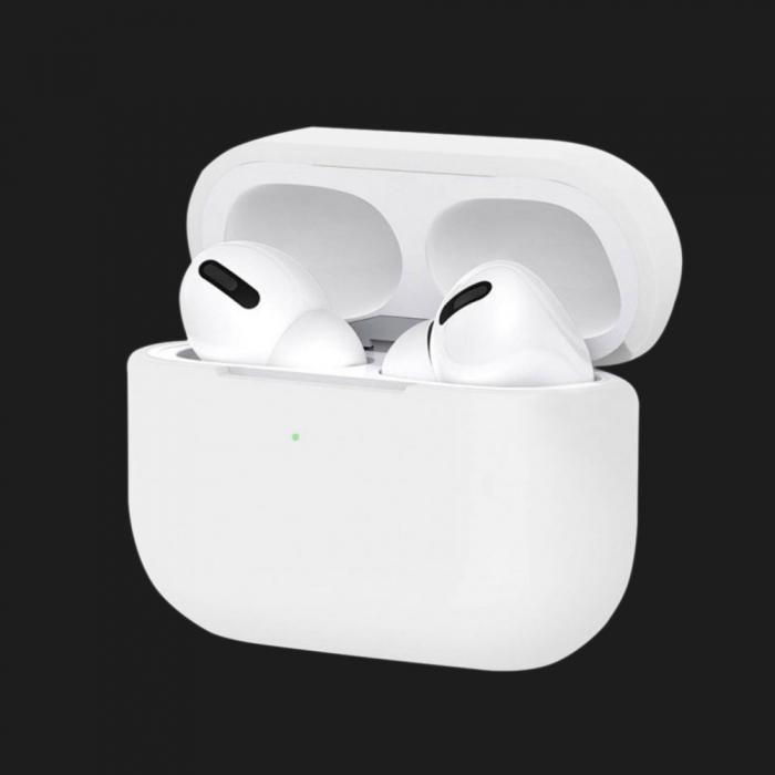 Чохол Apple AirPods Pro Silicone Case (White)