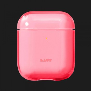 Чохол Laut Crystal X for AirPods (Electric Coral)