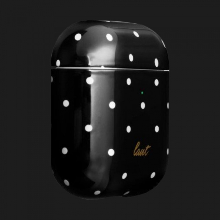 Чохол Laut Dotty for AirPods (Black)