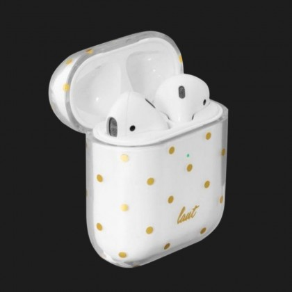Чохол Laut Dotty for AirPods (Clear)