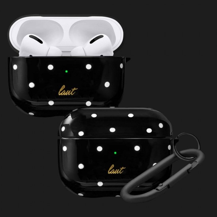 Чохол Laut Dotty for AirPods Pro (Black)