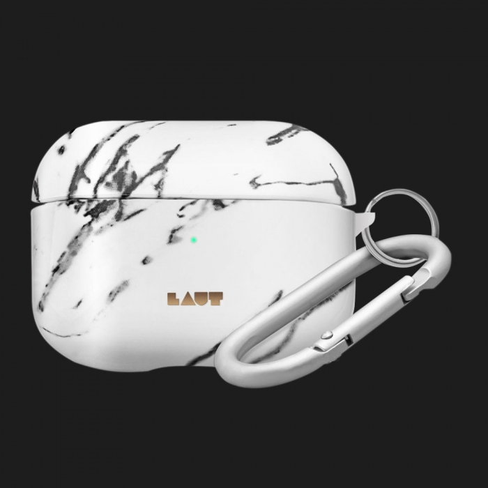 Чохол Laut Elements for AirPods Pro (White)