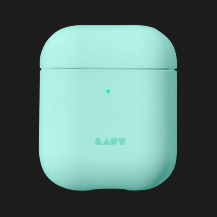 Чохол Laut HUEX PASTELS for AirPods (Spearmint)