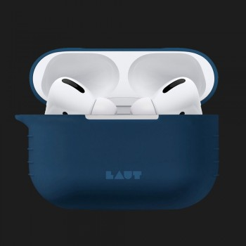 Чохол Laut POD for AirPods Pro (Blue)