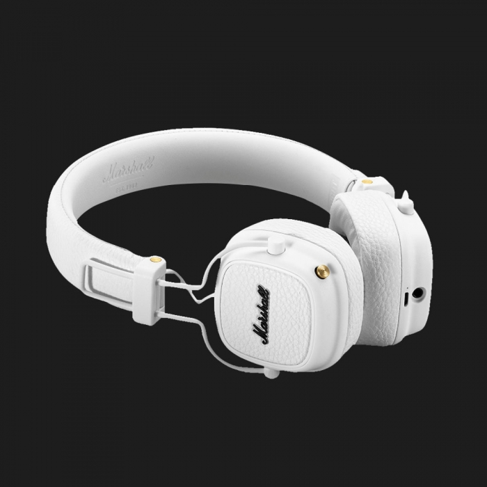 Навушники Marshall Major III (White)