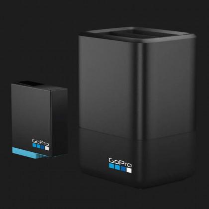 Зарядний пристрій GoPro Dual Battery Charger з батареєю для GoPro Hero 8/7 (AJDBD-001)