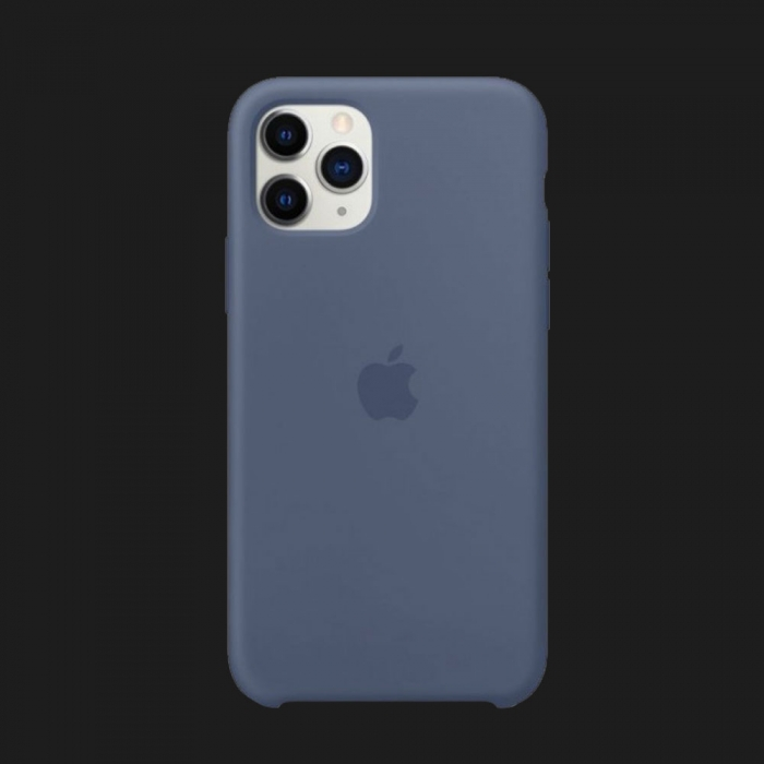 Оригінальний iPhone 11 Pro Max Silicone Case  (Alaskan Blue)
