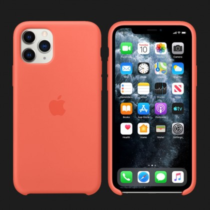 iPhone 11 Pro Max Silicone Case-Clementine (Original Assembly)