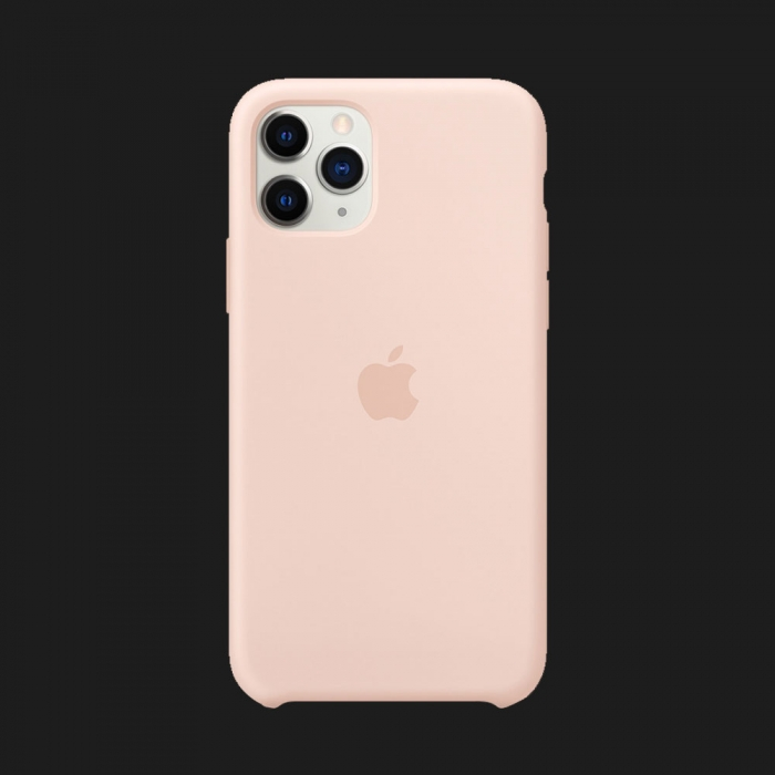iPhone 11 Pro Max Silicone Case-Pink Sand (Original Assembly)