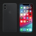 iPhone XS Silicone Case — Black (Original Assembly)