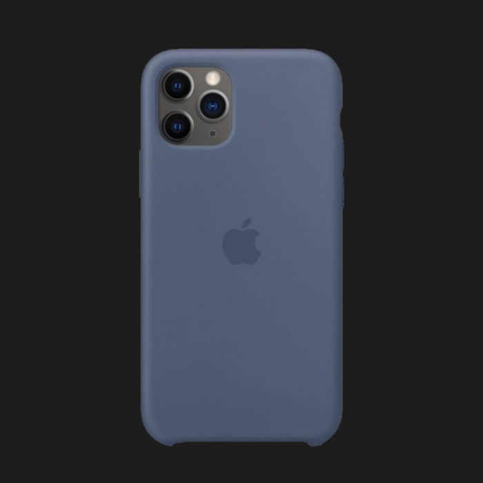 iPhone 11 Pro Silicone Case-Alaskan Blue (Original Assembly)