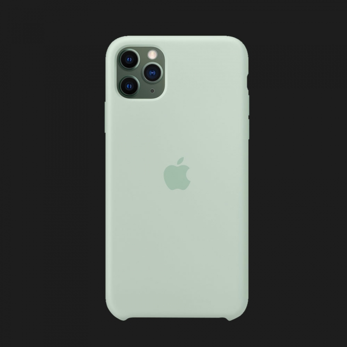 iPhone 11 Pro Silicone Case-Beryl (Original Assembly)