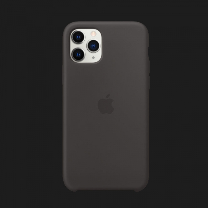 Оригінальний iPhone 11 Pro Silicone Case  (Black)