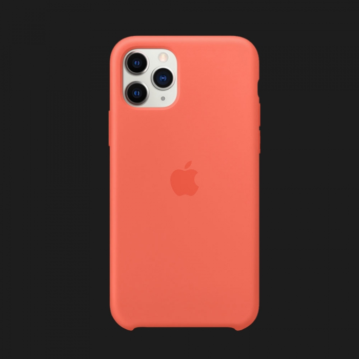 iPhone 11 Pro Silicone Case-Clementine (Original Assembly)