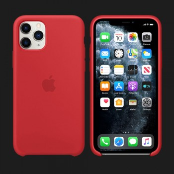 Оригінальний iPhone 11 Pro Silicone Case (Red)