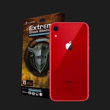 Захисна плівка X-One для задньої панелі iPhone XR