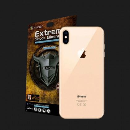 Захисна плівка X-One для задньої панелі iPhone XS Max