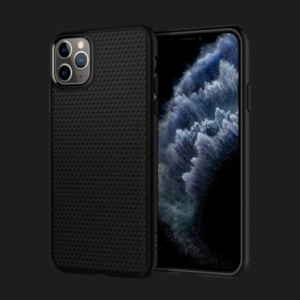 SPIGEN Liquid Air for iPhone 11 Pro Max (Black)