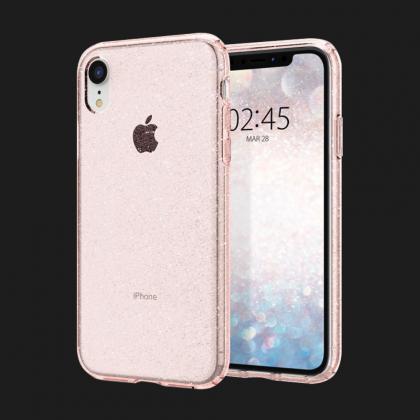 Чохол Spigen Glitter iPhone XR (Rose)