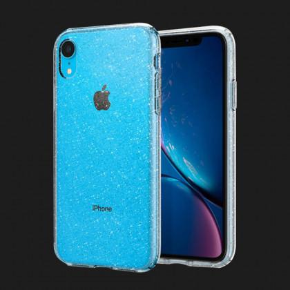 Чохол Spigen Glitter iPhone XR (Silver)