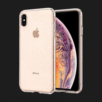 Чохол Spigen iPhone XS MAX Glitter (Clear)