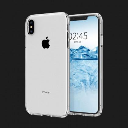 Чохол Spigen iPhone XS/X Liquid Crystal (Clear)