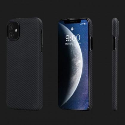Pitaka Air Case for iPhone 11 (Black / Grey)