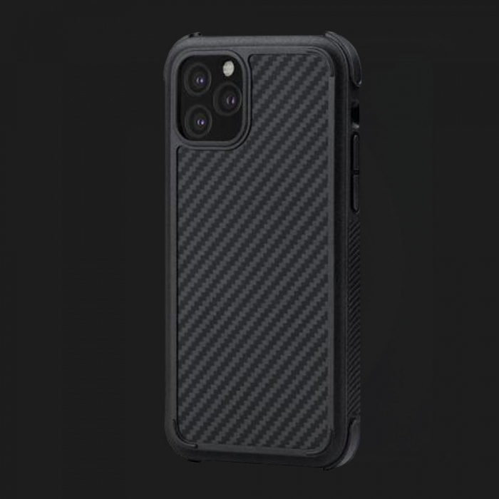 Pitaka MagCase Pro for iPhone 11 (Black / Grey)