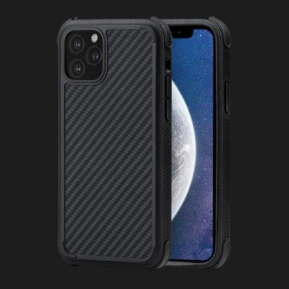 Pitaka MagCase Pro for iPhone 11 Pro (Black / Grey)