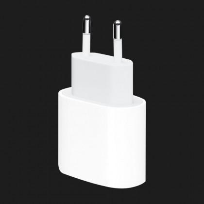 Зарядний пристрій Apple 20W USB-C Power Adapter (MU7V2)