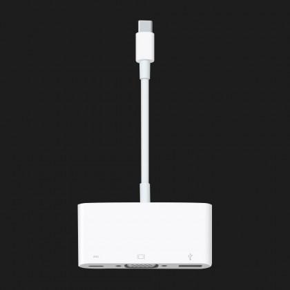 Оригінальний Apple USB-C to VGA Multiport Adapter (MJ1L2)