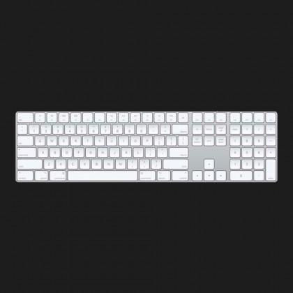 Повнорозмірна клавіатура Apple Magic Keyboard Silver (MQ052)