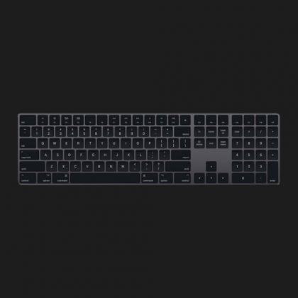 Повнорозмірна клавіатура Apple Magic Keyboard Space Gray (MRMH2)