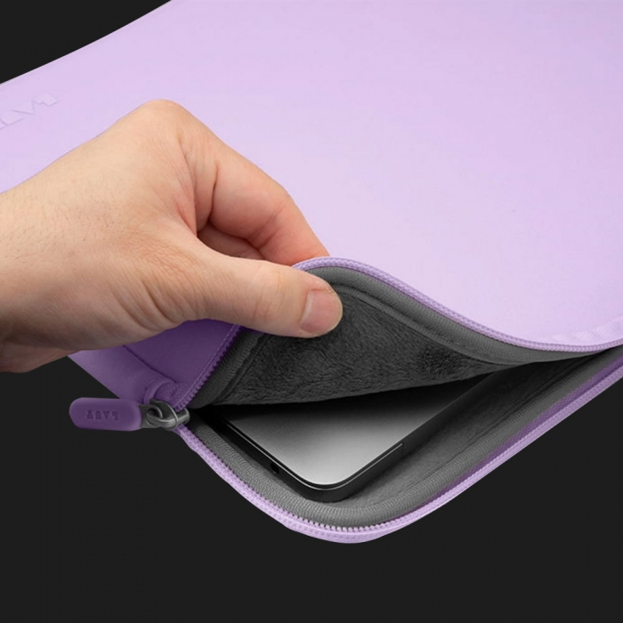 "Чохол-папка LAUT HUEX PASTELS для MacBook 13"" (Purple)"