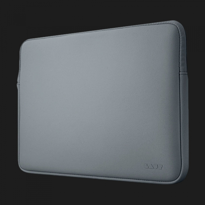 "Чохол-папка LAUT HUEX PASTELS для MacBook 13"" (Gray)"