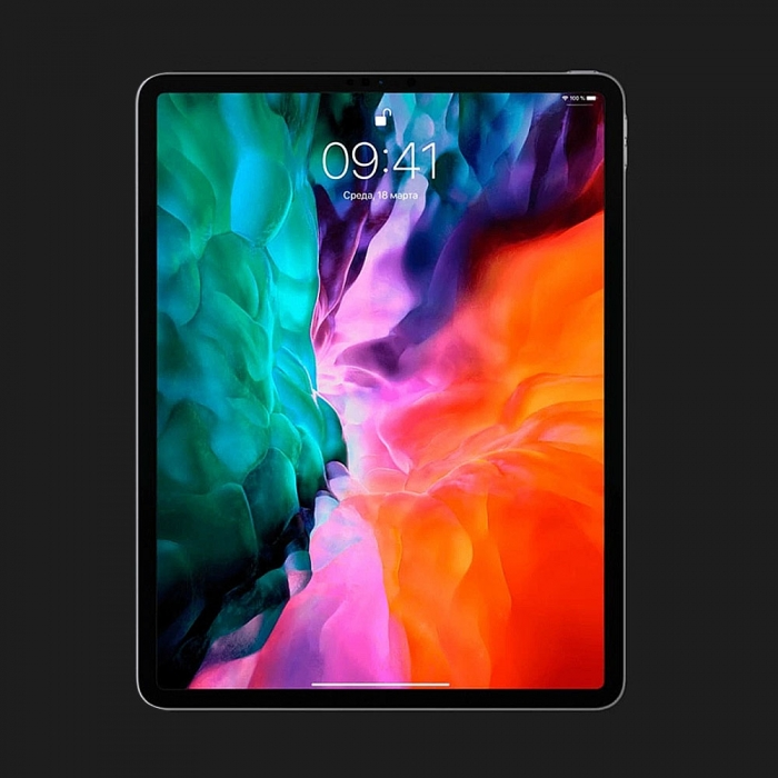 Планшет Apple iPad Pro 12.9 2020, 128GB, Space Gray, Wi-Fi + LTE (4G) (MY3J2, MY3C2)