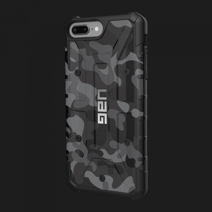 Чохол UAG Pathfinder Case для iPhone 8 Plus / 7 Plus (Gray/Black)
