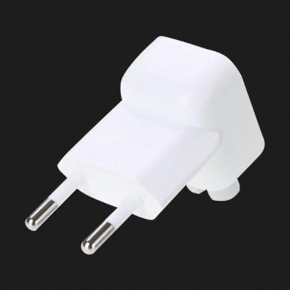 Euro-вилка для блоков питания Apple
