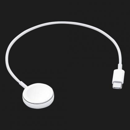 Зарядное устройство Apple Watch Magnetic Charger to USB-C Cable (0.3 m) (MU9K2)