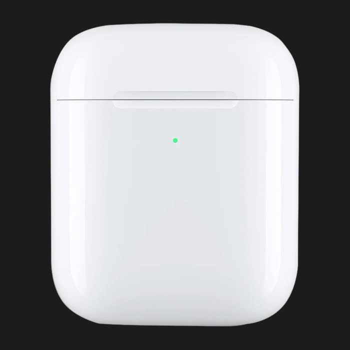 Зарядний кейс Wireless Charging Case for AirPods (MR8U2)