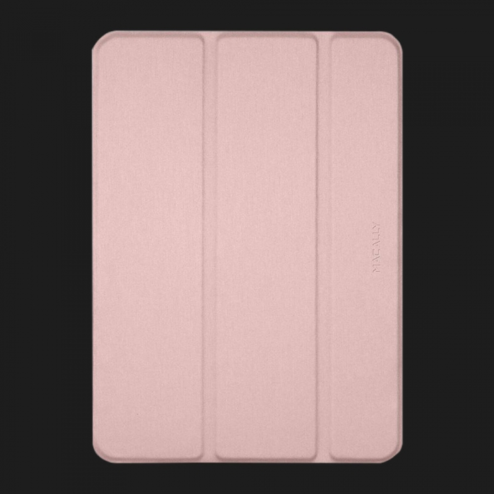 """Macally Protective case для iPad Pro 12.9"""" Pink (2020/2018) (BSTANDPRO4L-RS)"""