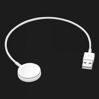 Зарядний пристрій Apple Watch Magnetic Charging Cable (0,3 m) (MLLA2)