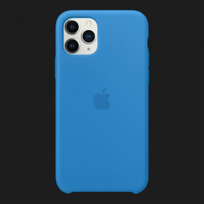 Оригінальний iPhone 11 Pro Silicone Case (Surf Blue)