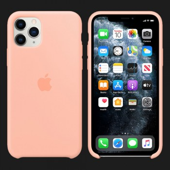 iPhone 11 Pro Silicone Case-Grapefruit (Original Assembly)